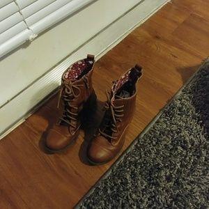 Little Girl's Boots